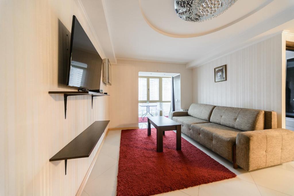 VIP Apartment for Non-Smokers, Kiev, Ukraine - Booking com