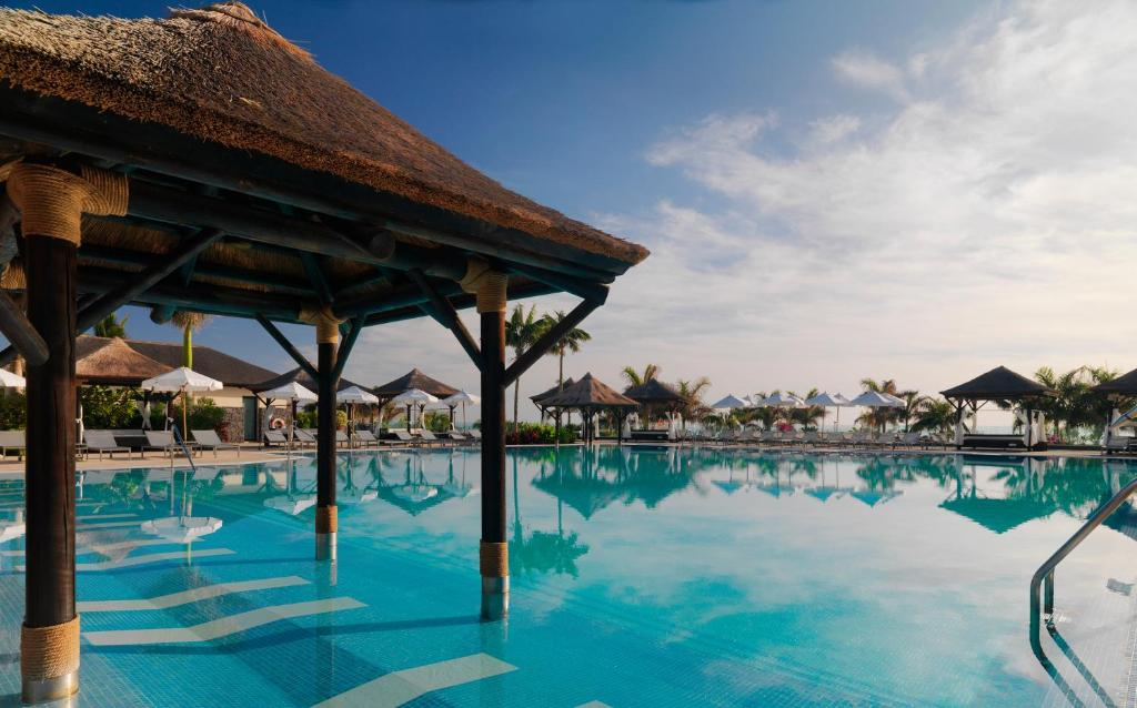 The swimming pool at or near Red Level at Gran Melia Palacio de Isora - Adults Only