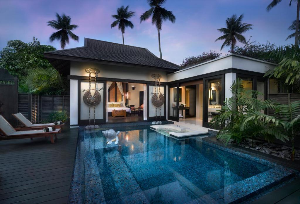 Великолепный Таиланд! Превосходный комплекс вилл VIP уровня для семейного отдыха!