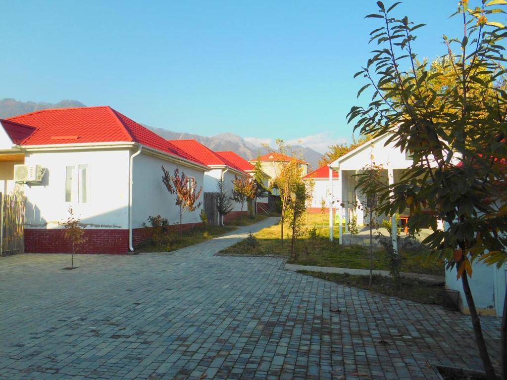 Azerbaijan (Gabala). Amazing resort with a wonderful climate 98