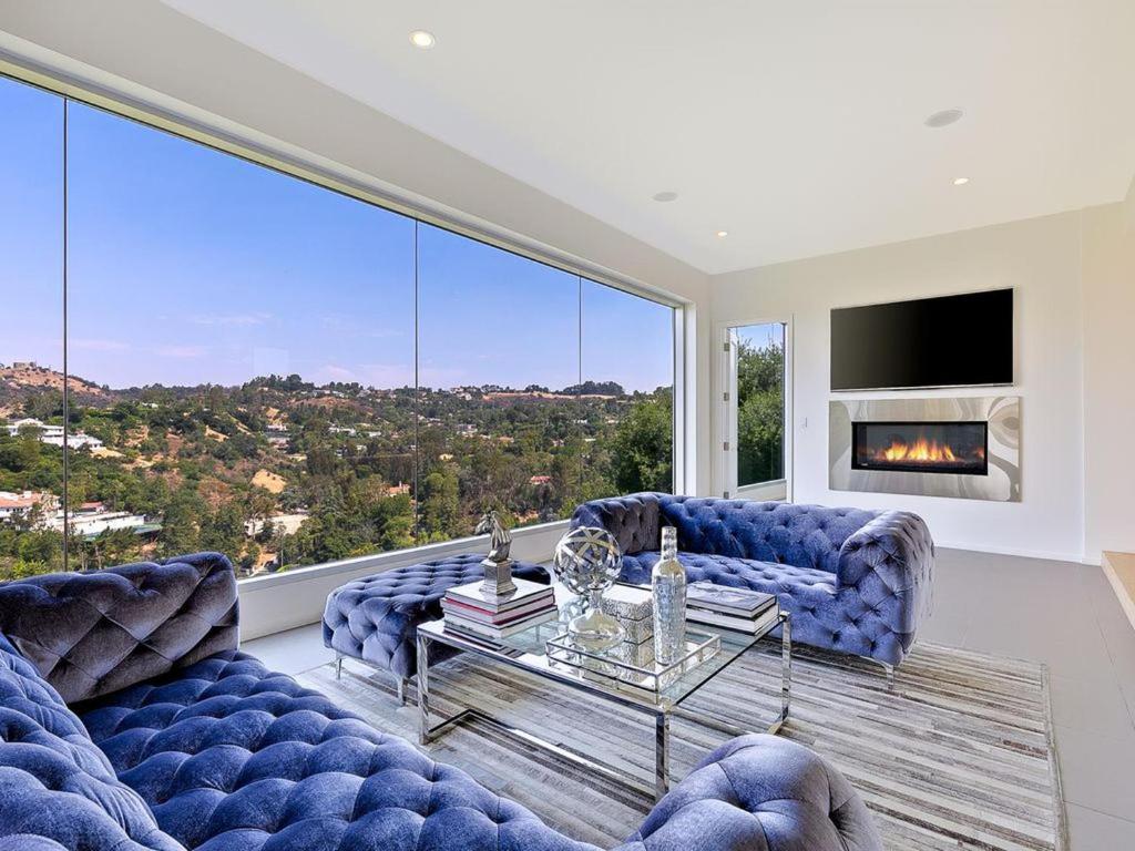 Holiday Home Oak Pass Modern Ultra Modern Luxury Beverly Hills