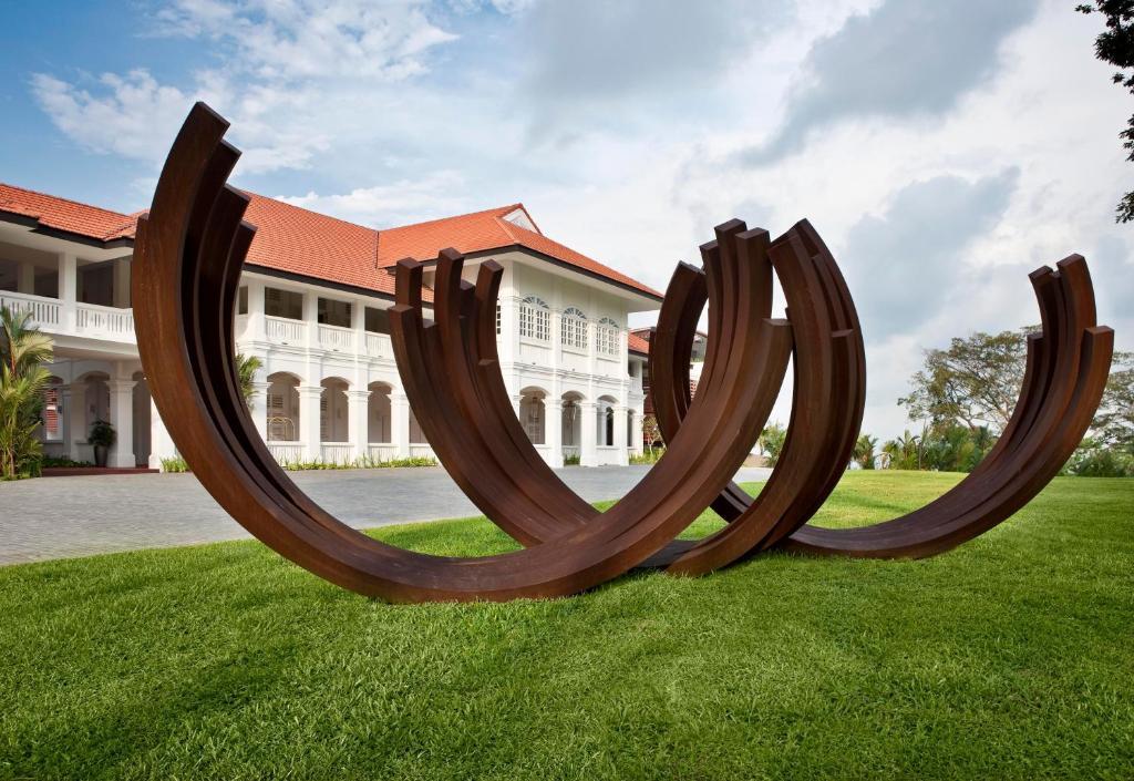 Hotel Capella Singapura.