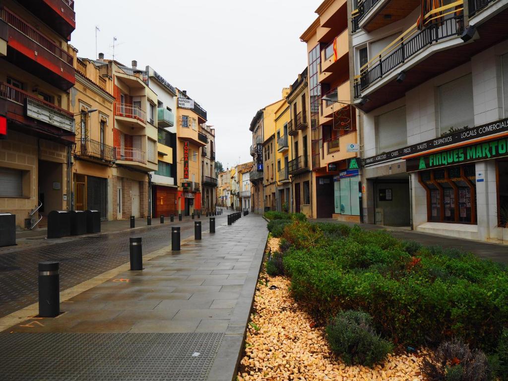 Apartments In Bonmatí Catalonia