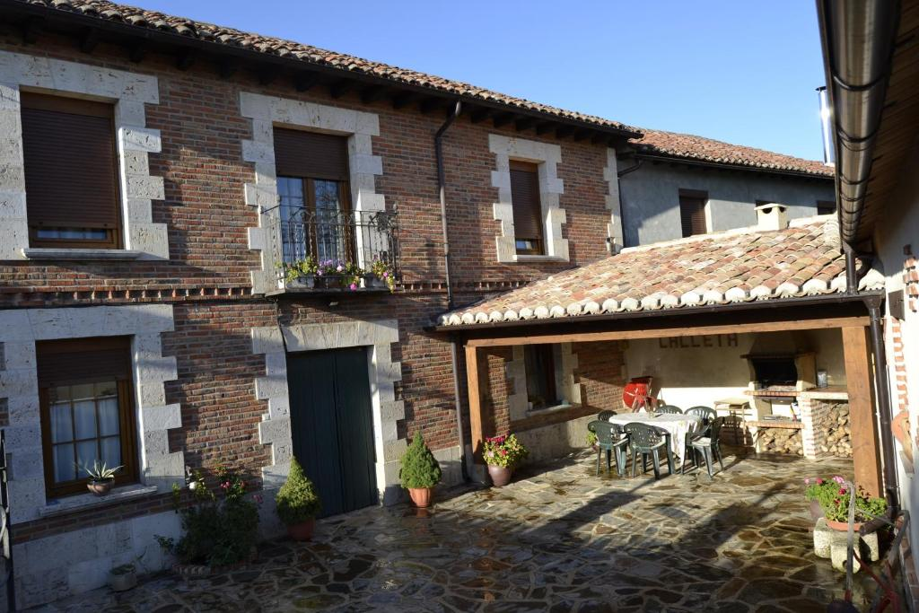 Casa Rural La Calceta (Spanje Santa Olaja de la Vega ...
