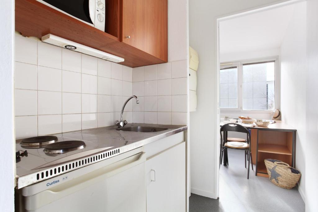 Neoresid Résidence Vigny Musset Grenoble Tarifs - Ustensiles de cuisine grenoble
