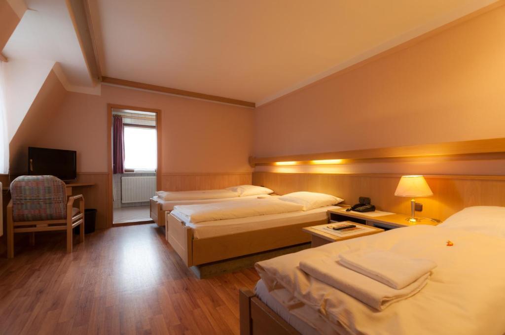 Hotel Rothenburger Hof (Deutschland Rothenburg ob der Tauber ...