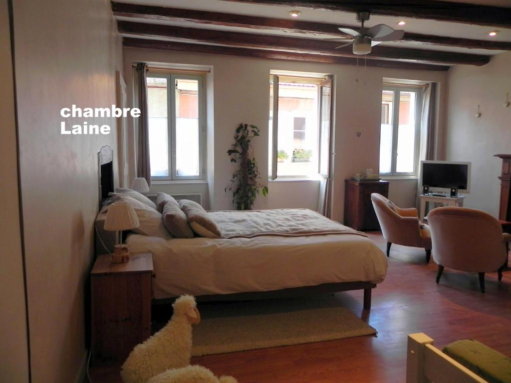 Bed And Breakfast Les Filateries Chambres D Hotes Annecy France
