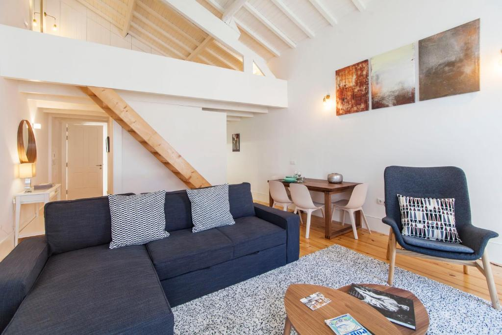 Oporto Mezzanine Apartment (Portugal Porto) - Booking.com