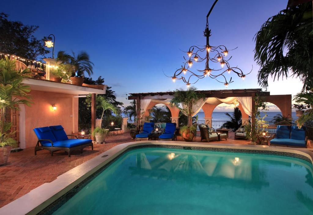 The swimming pool at or near Little Arches Boutique Hotel - Adults Only