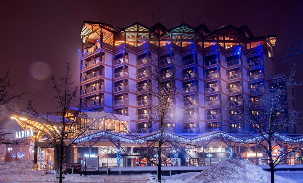 アルピナ エクレクティック ホテル(Alpina Eclectic Hotel)