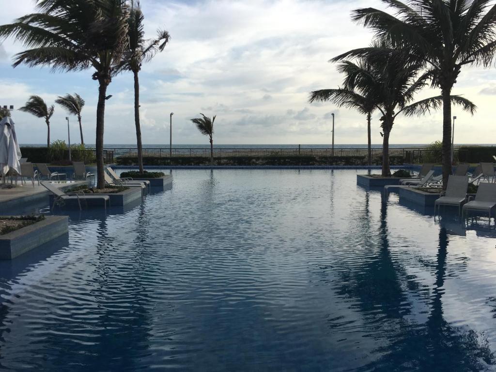 The swimming pool at or near Mandara Lanai