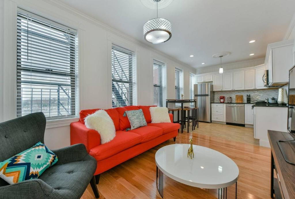 Apartment Two Bedroom One Bath Apt In North End Boston Ma