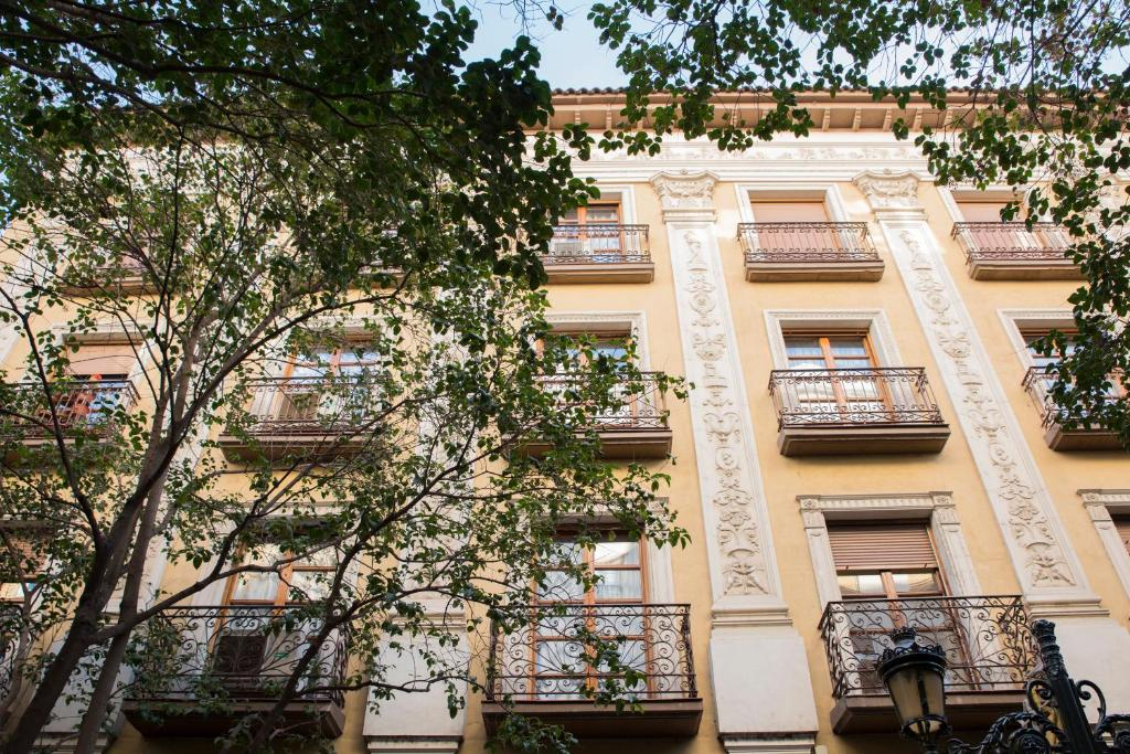 Apartamentos Sabinas Don Jaime Zaragoza Updated 2018 Prices
