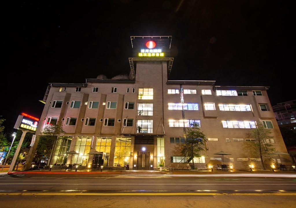 宜蘭礁溪日月光國際大飯店