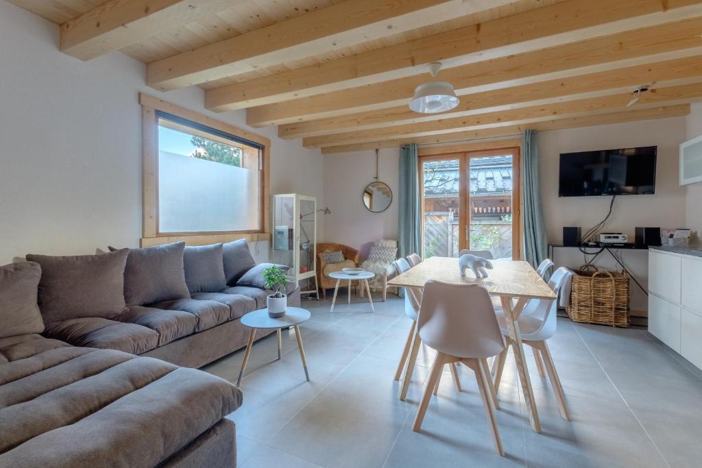 Le Chalet de l\'Ours Blanc (Frankreich Chamonix-Mont-Blanc) - Booking.com