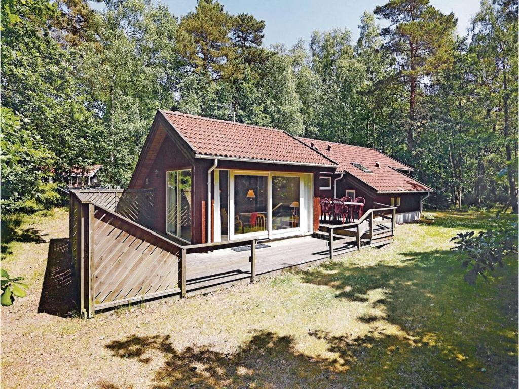 Holiday home Nexo 16 with Hot tub, Bedegård – Updated 2018 Prices