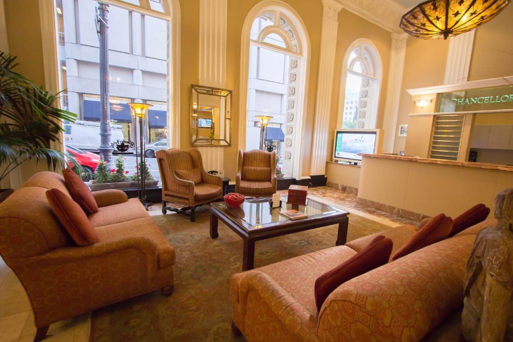 Chancellor Hotel on Union Square(チャンセラー ホテル オン ユニオン スクエア)の外観