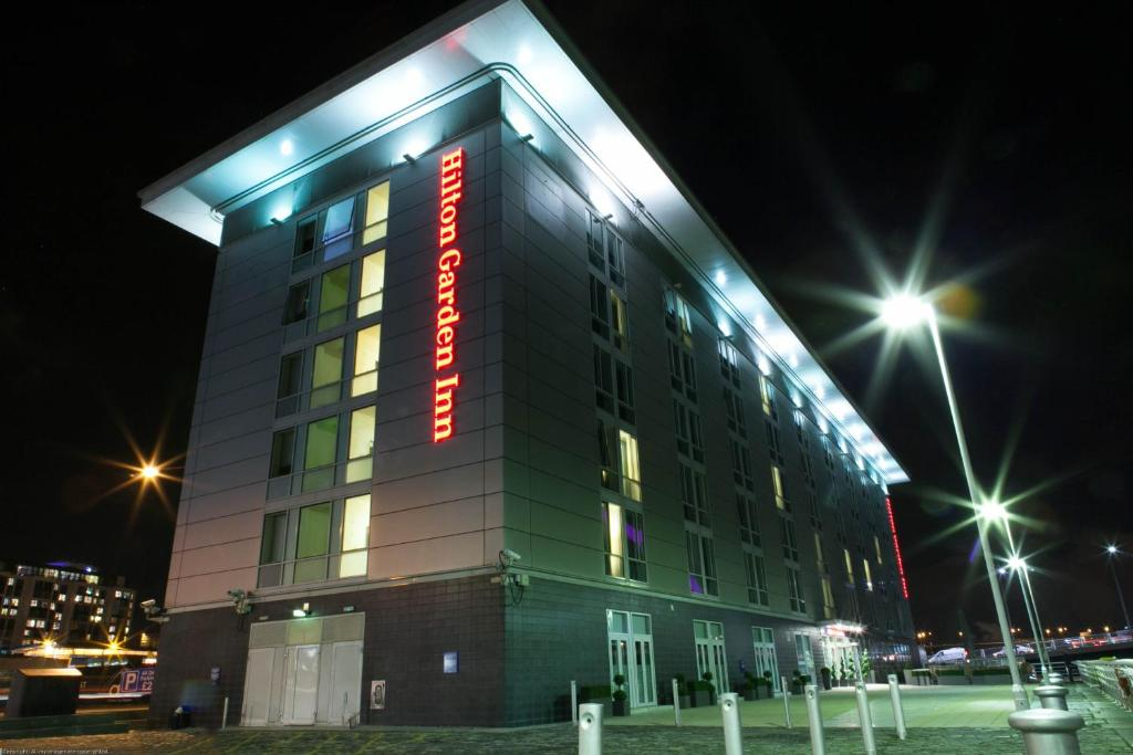 Hilton Garden Inn Glasgow City Uk Booking Com