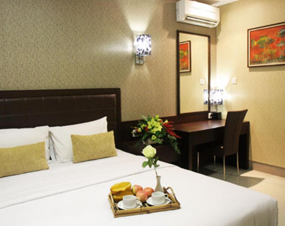Bamboo Inn Hotel Cafe Jakarta Indonesia