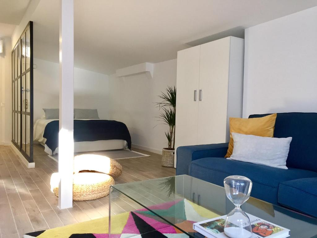 Apartment new modern design penthouse in madrid centre - The penthouse madrid ...