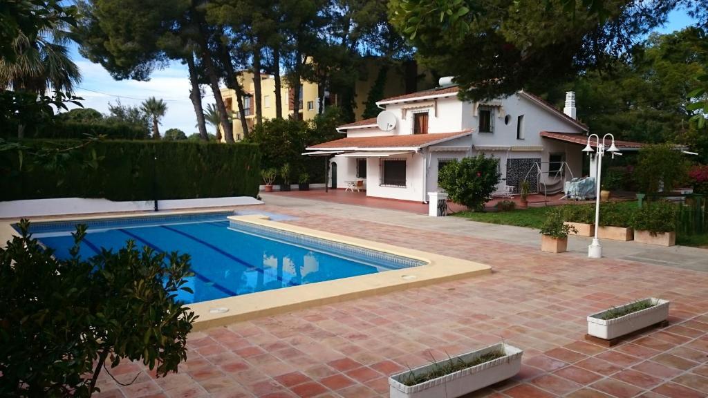 Villa Algarrobo (Spanje Dénia) - Booking.com