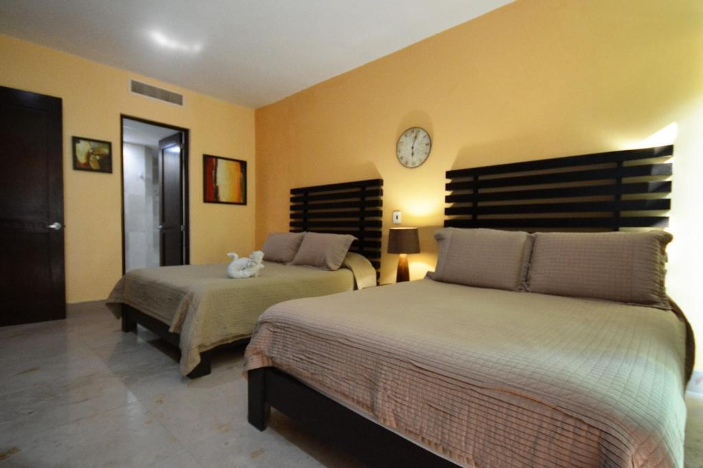 V38 Luxe Apartments, Playa del Carmen, Mexico - Booking.com