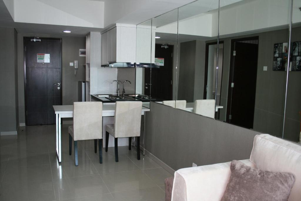 Apartment La Grande Cozy Bandung Indonesia Booking Com