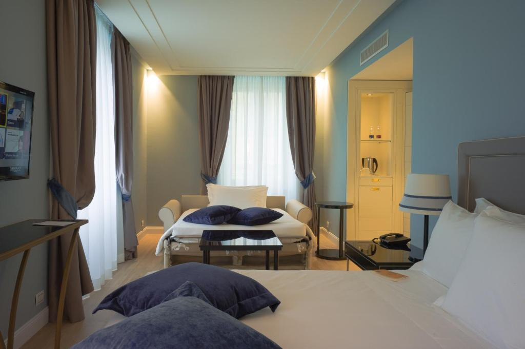Turin Palace Hotel : Une des plus adresses de Turin.