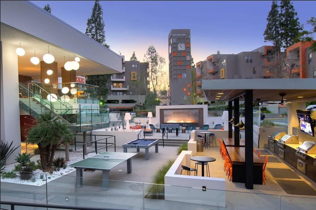 Apartments In Los Angeles California