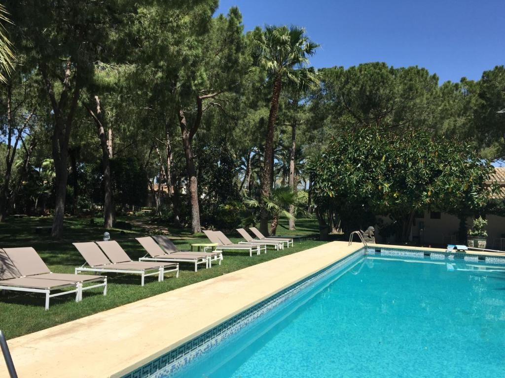 Hotel cerca : Residencial El Oasis