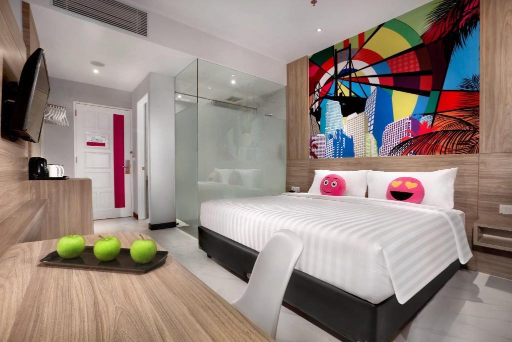 85+ Foto Kamar Fave Hotel Paling Bagus