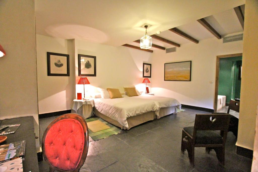boutique hotels villanueva de canedo  7