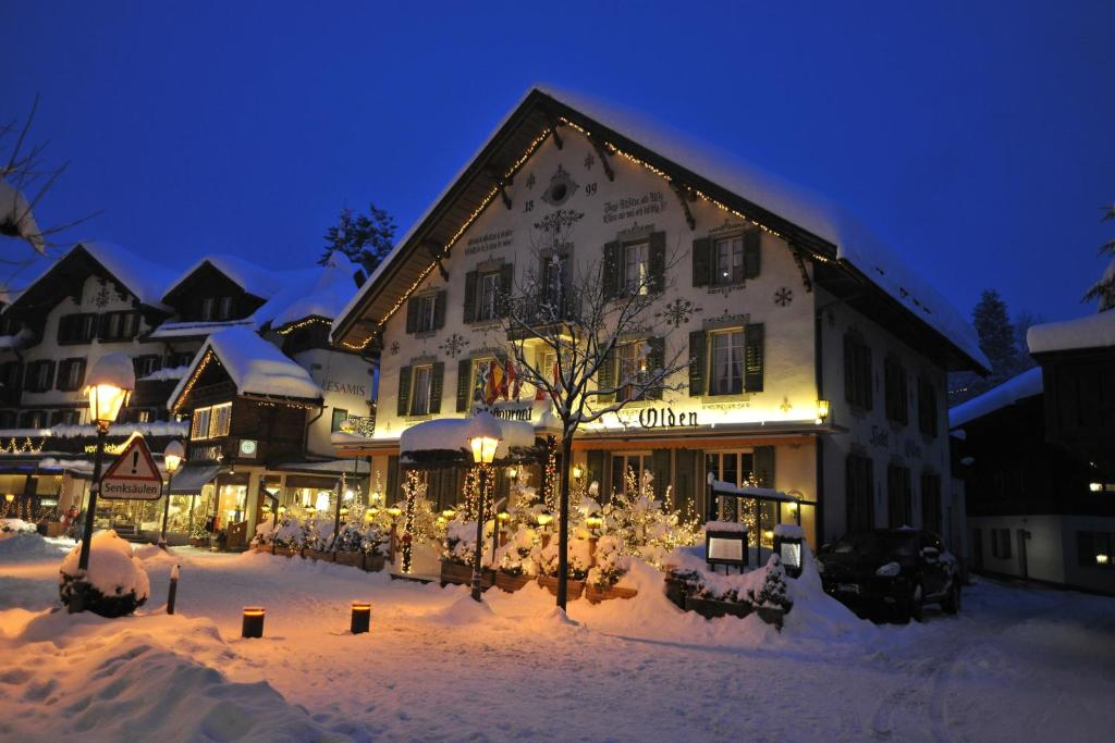 Hotel Olden Gstaad Switzerland Bookingcom