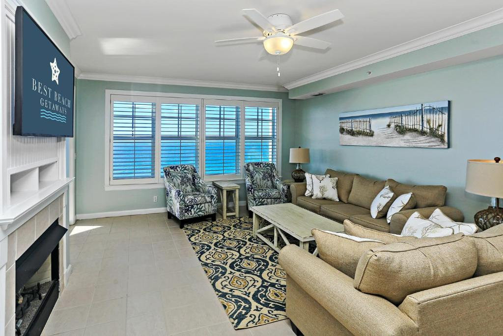 Apartment En Soleil 1111 East Panama City Beach Fl