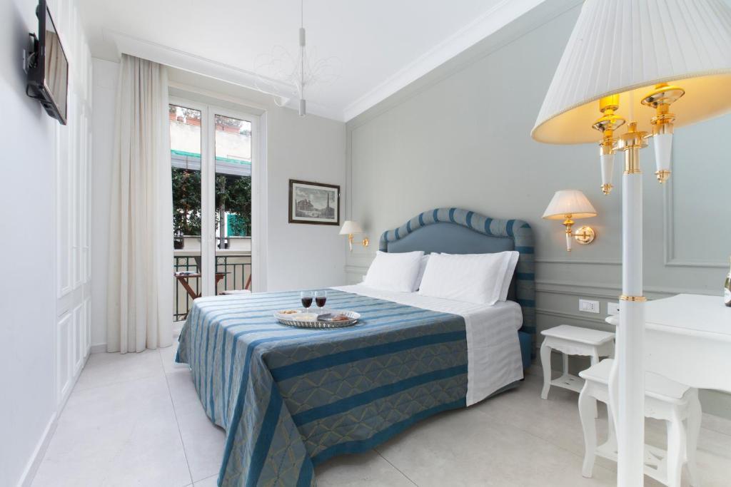 Bed and Breakfast Ruins, ideale per una fuga romantica sotto il Vesuvio