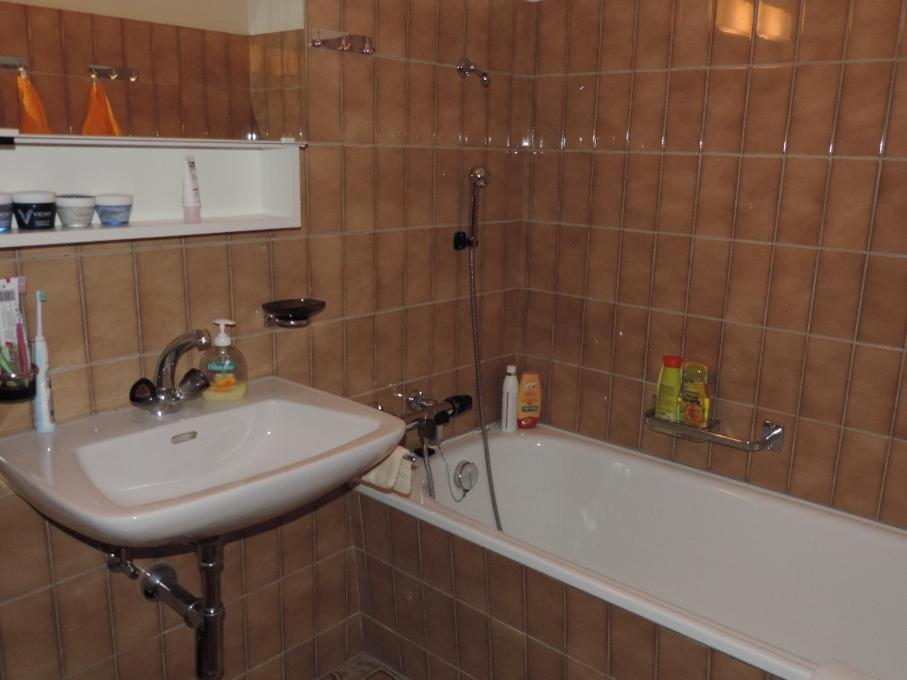 Incroyable Ein Badezimmer In Der Unterkunft Seegarten B (173 Fr)