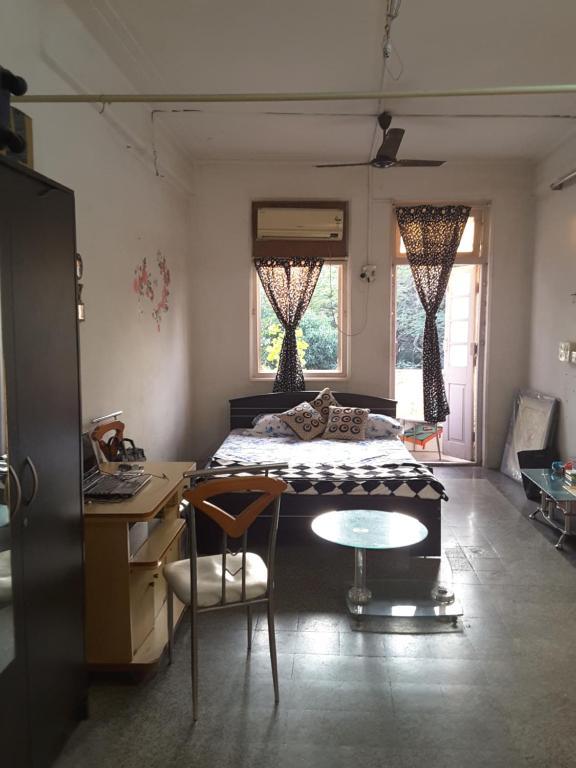 1 Private Ac Bed Room Kitchen Wi Fi Bombaj Ceny Aktualizovany