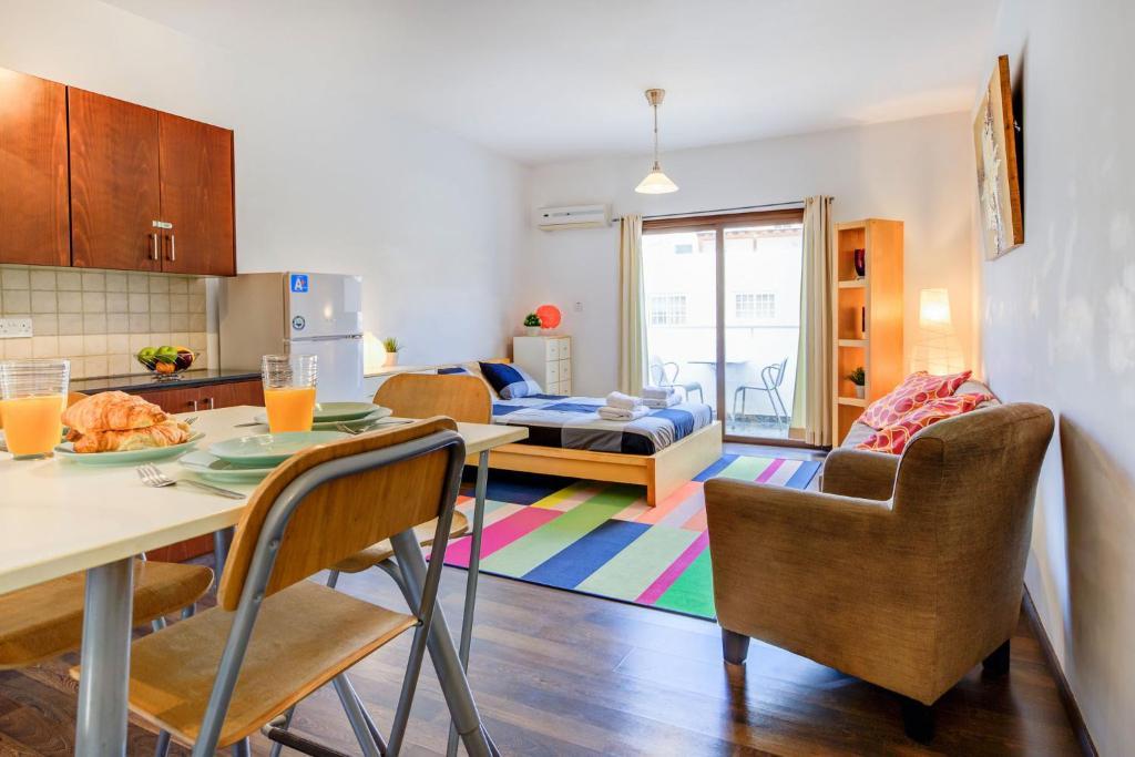 Large Studio Apartment Ayia Napa Panalena Cyprus Bookingcom