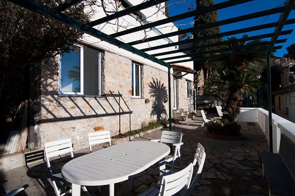 Villa Le Mimose Pieve Ligure Italy Bookingcom