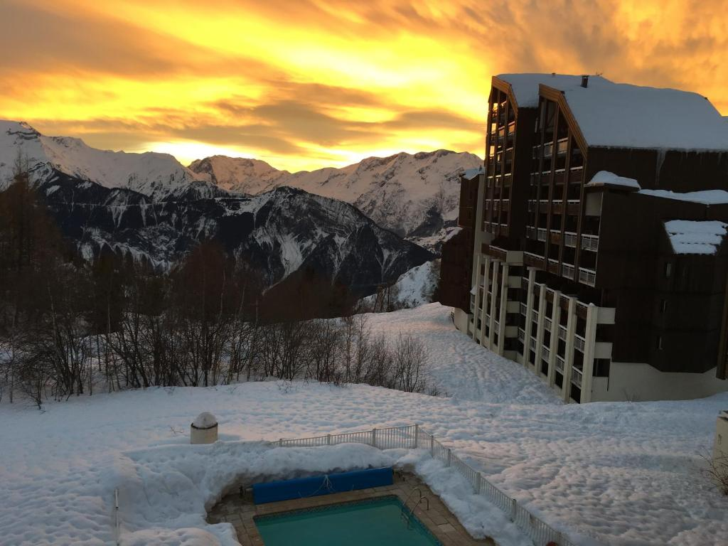 Apartment Studio Alpe D Huez L Alpe D Huez France Booking Com