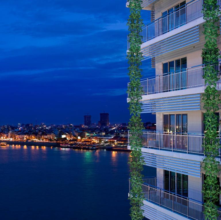 bellevue apartments phnom penh cambodia bookingcom