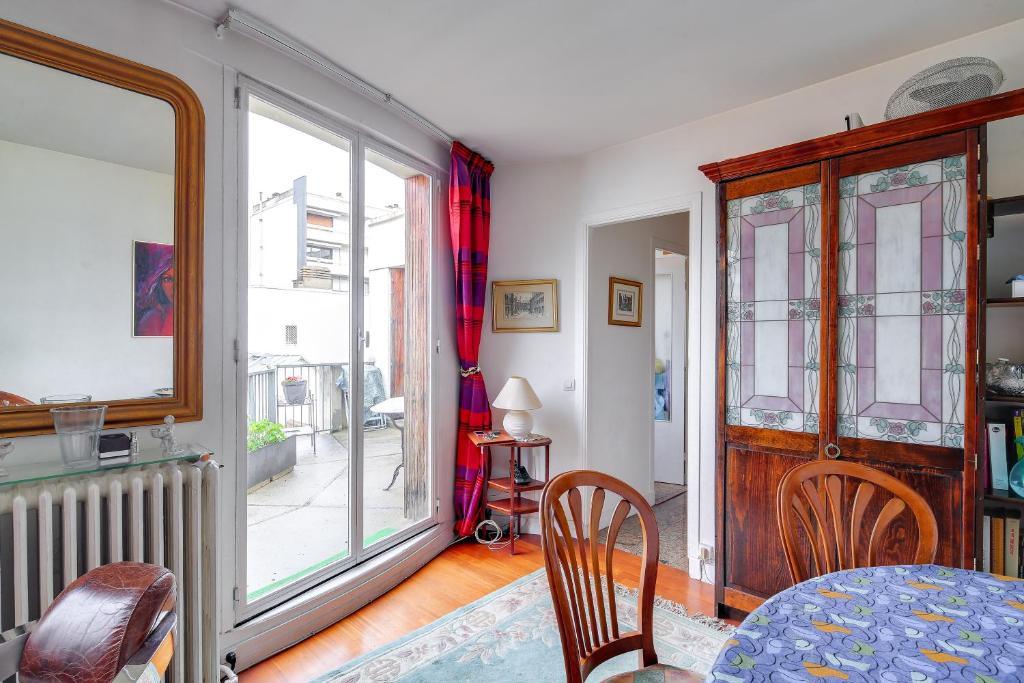 Apartment Cosy Flat Porte De SaintCloud Paris France Bookingcom - Hotel porte de saint cloud