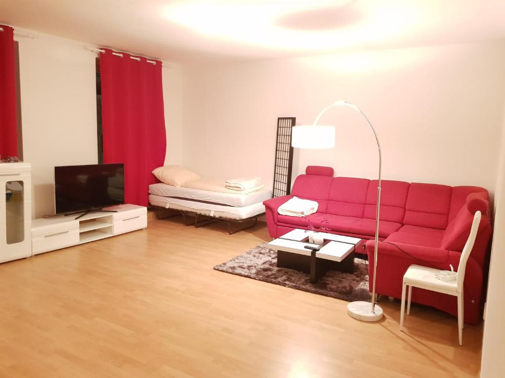 Düssel Apartments, Düsseldorf, Germany - Booking.com
