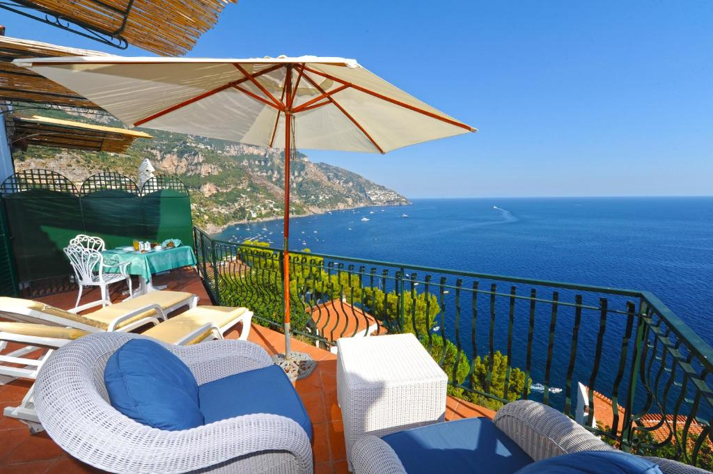 Hotel Le Agavi Positano Italy Booking