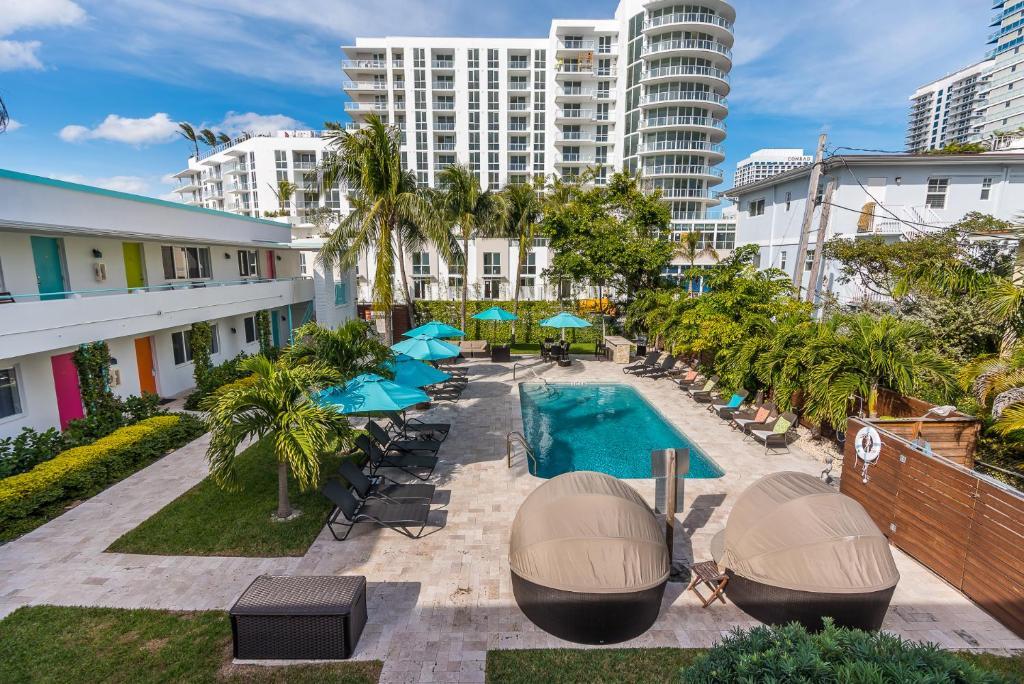 Nobleton Hotel Fort Lauderdale Fl