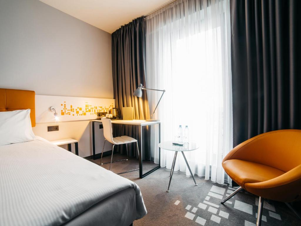 Q Hotel Kraków Polen Krakau Bookingcom