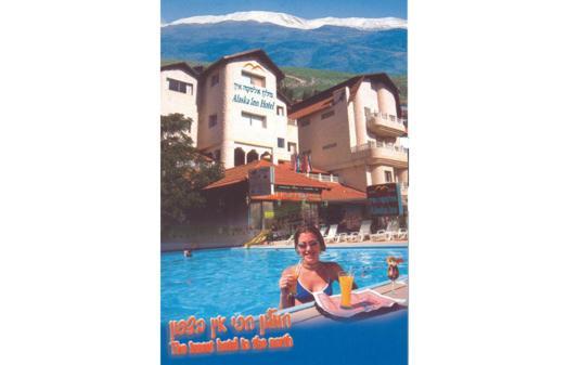 The swimming pool at or near Alaska Inn Hotel