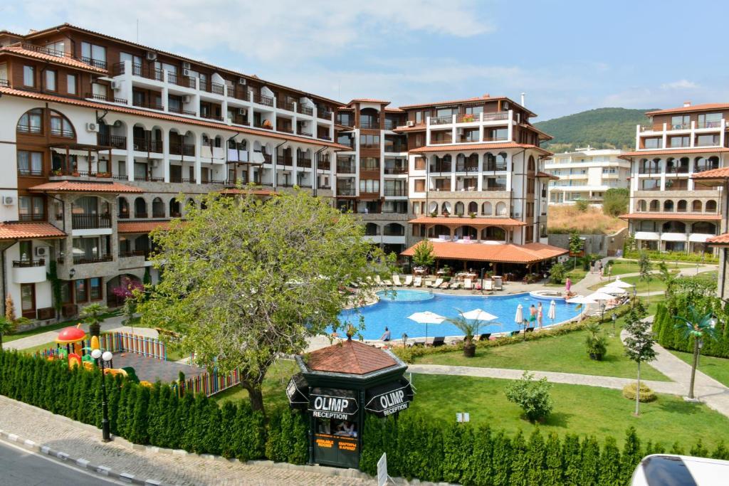 Хотел Olymp Premium Апартаментs - Свети Влас