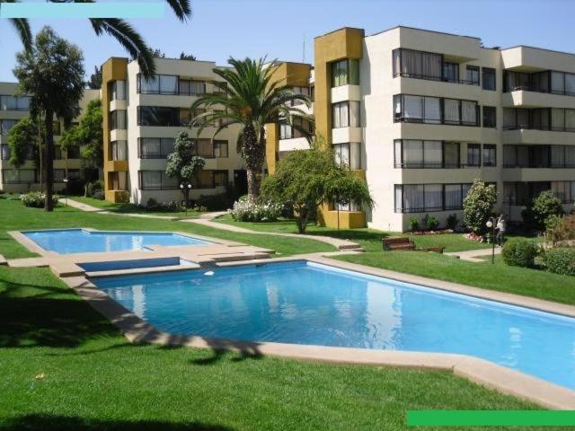 Apartment Condominio Jardin Alto Reñaca, Viña del Mar, Chile ...