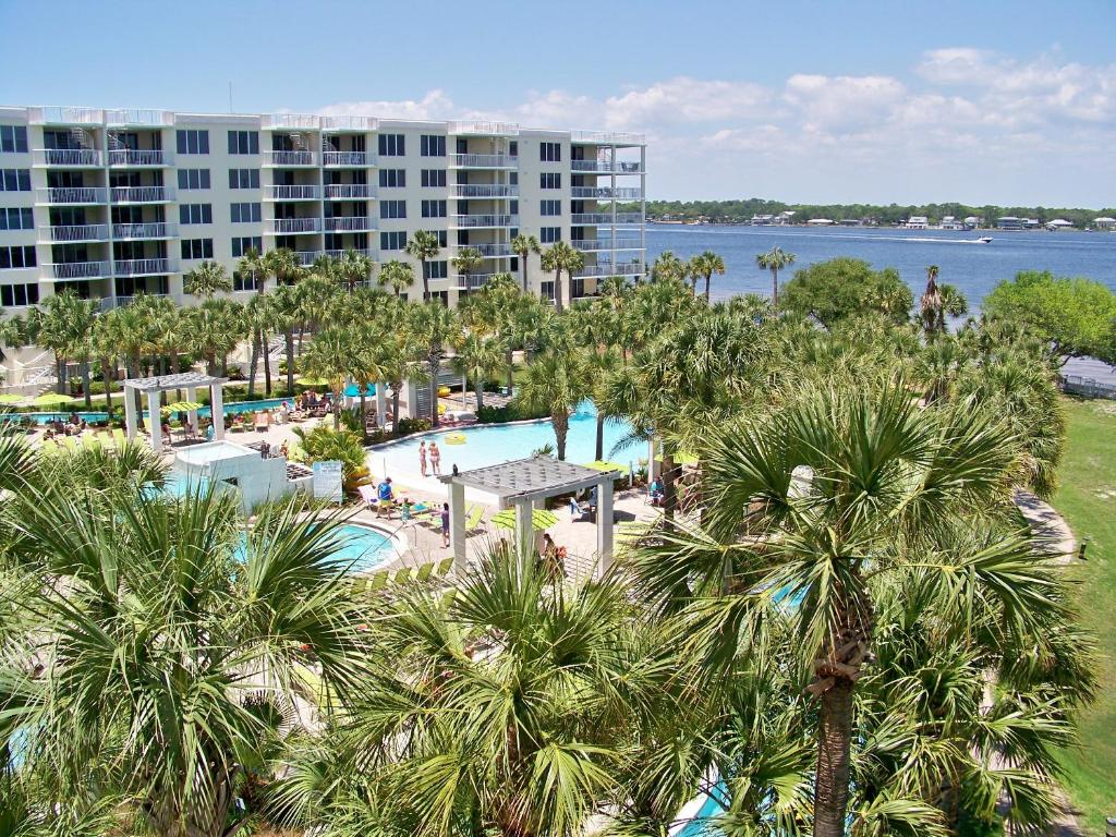 Apartment Destin West Sandpiper Bld 501, Fort Walton Beach, FL ...